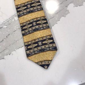 NWOT 100% Italian silk Charleston tie